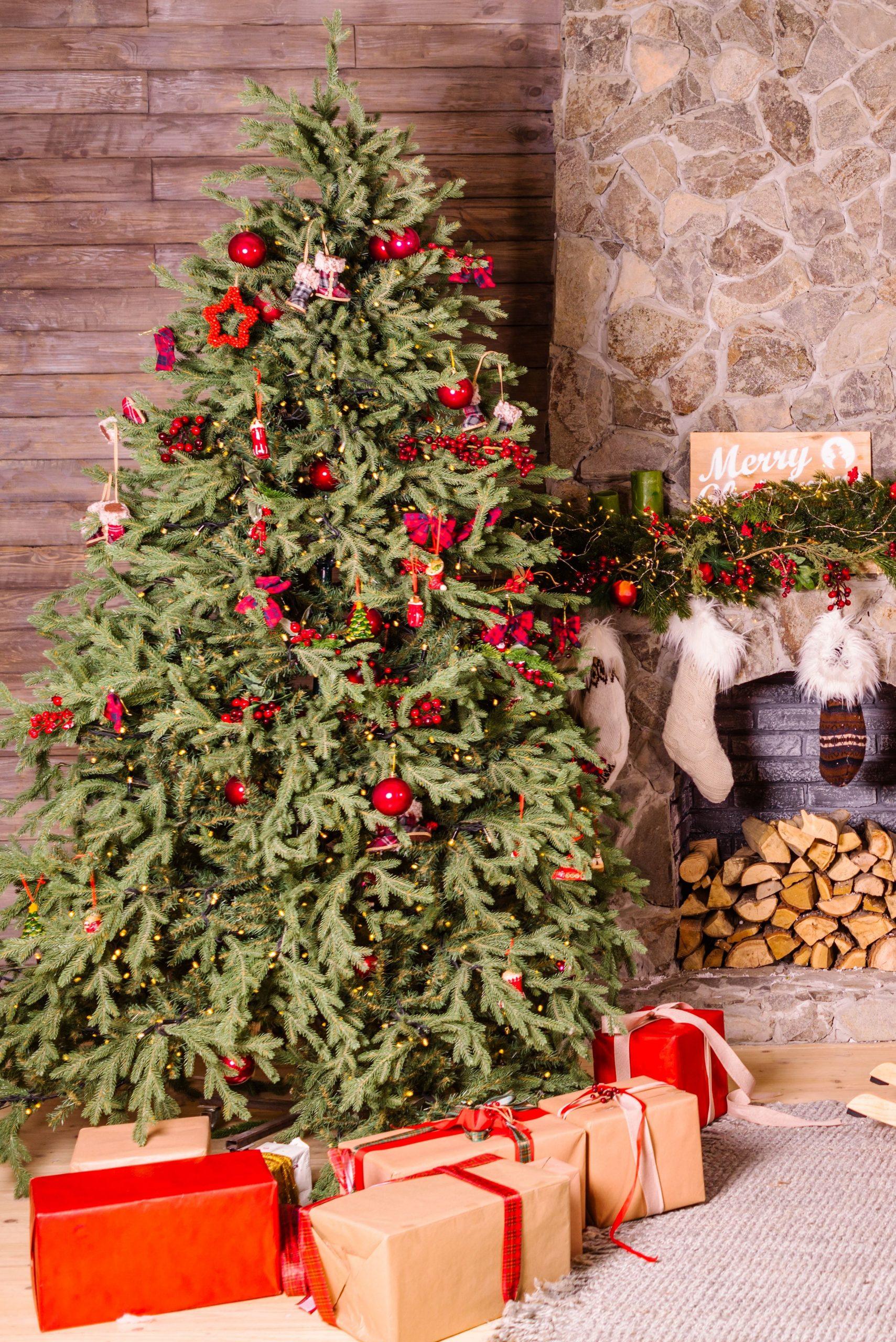 ¡Guarda tus adornos navideños en un trastero!